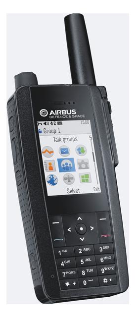 TH1n terminal portatif de poche Tetra